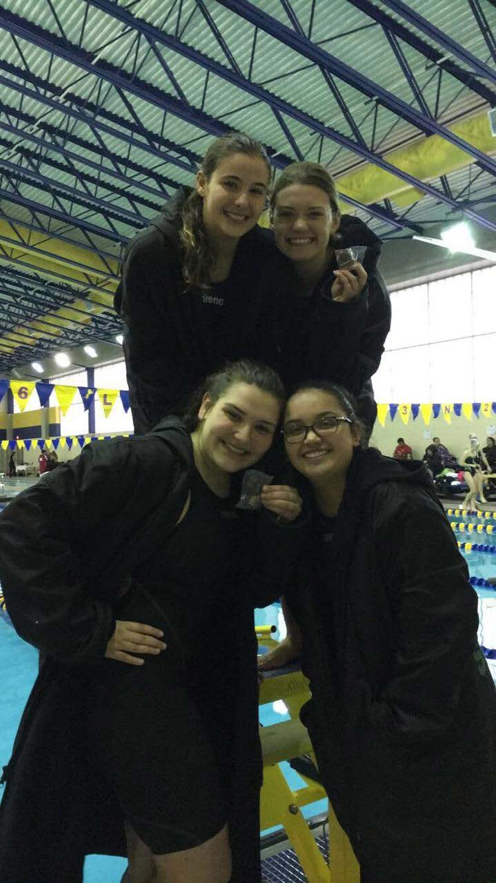 200-Medley-Relay-Team