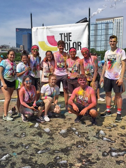 NHS-Color-Run